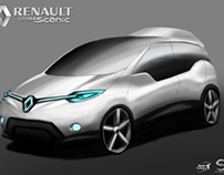 Renault Cross Scénic