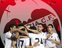 Gigantografía Estadio Mestalla