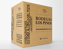 Packaging Design · Wine · Bodegas Los Pinos