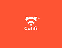 Catifi Modern Technology Branding Design
