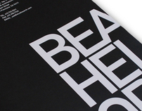Studios Architecture Brochure