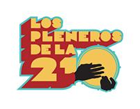 Los Pleneros De La 21 promotional art 2012
