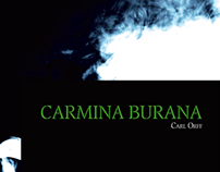 Poster Carmina Burana