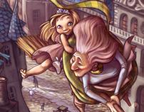 the princess kidnap