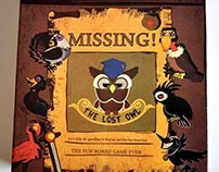Education Game Board : The Lost Owl
