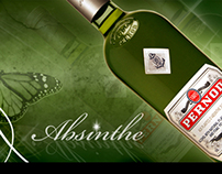 Pernod Absinthe - Launch Teaser