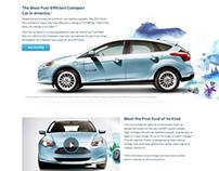 Ford.com Models Details