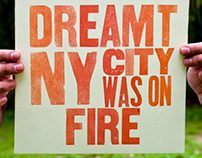 Dreamt NYC was on Fire