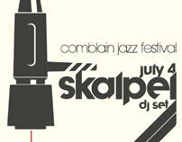 skalpel - comblain jazz festival