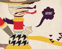 Meiday! KebabX! Poster