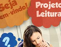 Campanha de incentivo a leitura - Bretas