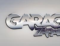 Branding Garage Západ