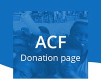Action Contre la Faim (NGO)