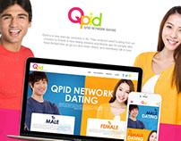 Qpid Idea, Website & Mobile App Proposel