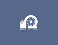 Photographer Logo Design: Russell Patterson