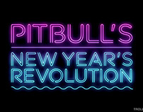 Fox - Pitbull's New Year's Revolution - Show Open