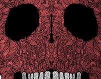 Skull No.8 Chagrin