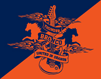 Poster Broncos