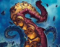 Hearthstone-Tentacle of N'zoth