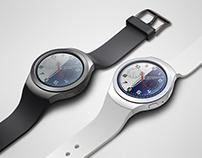 Samsung Galaxy Gear Custom Watch Faces