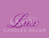 Lavish Lux Candles Logo