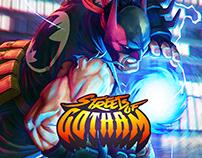 Streets of Gotham: Ryu / Batman