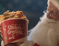 #KFCchickensgreetings
