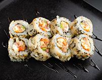 Sushi bar photoset