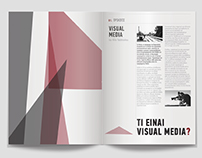 16page booklet-Visual Media