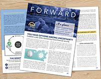 Christian Appalachian Project Newsletter | Layout