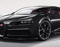 Bugatti Chiron Studio