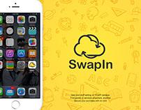 SWAPIN APP UI/UX DESIGN