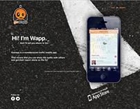 Gowapp website
