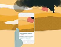 A Indústria dos Incêndios em Portugal
