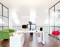 dieTaikonauten office - interior design