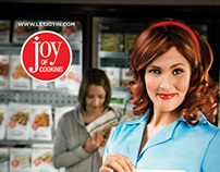 Joy of Cooking Campaign