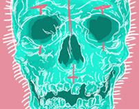 The Aquamarine Skull.