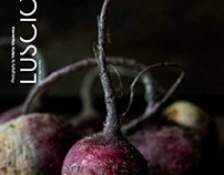 LUSCIOUS - food magazine with a taste for simplicity.