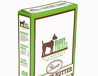 Buddy Treats - Dog Biscuits