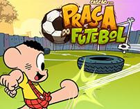 Turma da Mónica - Praca do Futebol