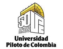 Logo 50 Años UPC
