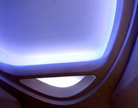 787 Dynamic Lighting Brochure for Boeing