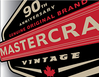 Retro Brand Presentation - Major Canadian Retailer