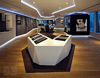 De Dietrich Showroom Shanghai - Plazza66 - 36F