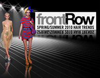 Front Row Spring Summer 2010