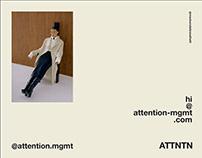 ATTNTN → branding