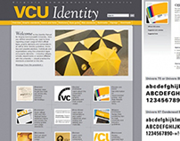 VCU Identity Website