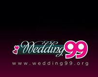 Wedding99 Logo & Brochure Design