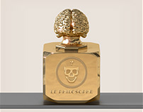 Le Philosophe - Perfume bottle design range.