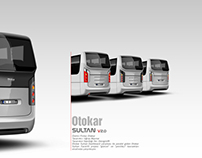 Otokar Sultan Face Lift Project